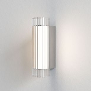 Astro io 265 LED Wall Light - Polished Chrome