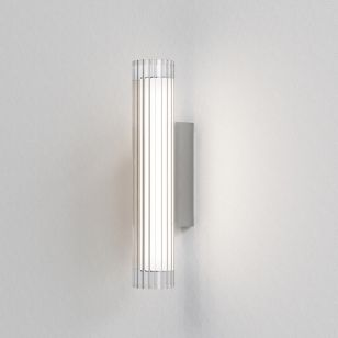 Astro io 420 LED Wall Light - Polished Chrome