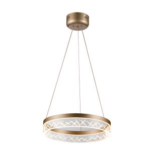 Edit Opera LED Chandelier - Sandy Gold