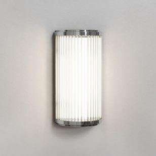 Astro Versailles 250 LED Flush Wall Light - Polished Chrome