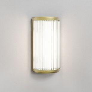 Astro Versailles 250 LED Flush Wall Light - Matt Gold