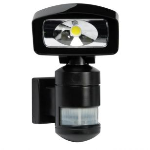 Robotic LED Security Floodlight