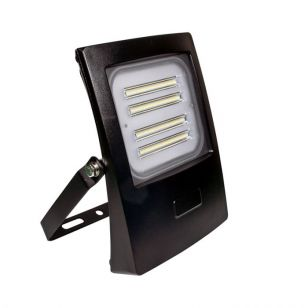Prolite 50W Warm White LED Slimline Floodlight