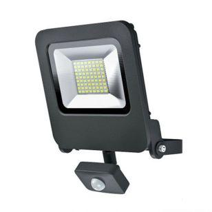 Osram Endura 50W Warm White LED Floodlight with PIR Sensor