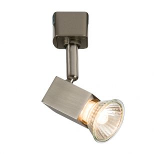 Route 1  Circuit Track Light - Brushed Chrome