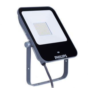 Philips Warm White 50W LED Remote Controlled Floodlight with MDU Motion Sensor