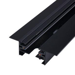 Edit Recessed1 Metre 1 Circuit Track - Black