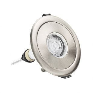 Integral Evofire 70-100mm Bezel  - Satin Nickel