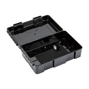 IP55 Weatherproof Garden Box - Black