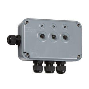 IP66 13A 3 Gang Switch Box