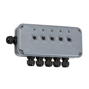 IP66 13A 5 Gang Switch Box
