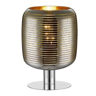 Lucide Eryn Table Lamp - Chrome