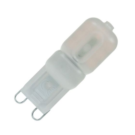 2.5W Warm White LED G9 Capsule