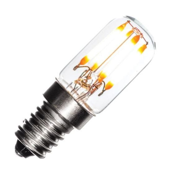 Tagra 2.4W Very Warm White Dimmable Decorative Filament Pygmy Bulb - Small Screw Cap