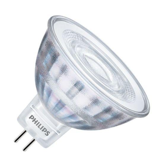 Philips CorePro LEDspot 5W Warm White LED MR16 Bulb - Flood Beam