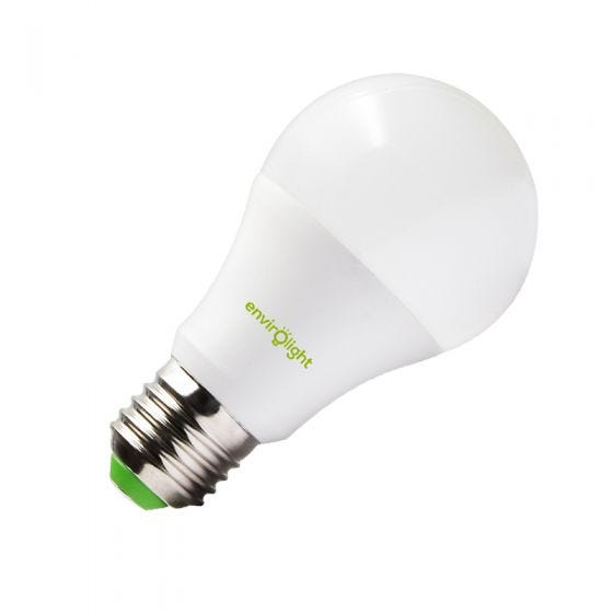 Envirolight 10W Warm White Dimmable LED GLS Bulb - Screw Cap