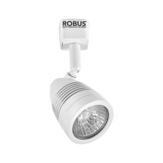 Robus Acorn 1 Circuit Spotlight Head - White