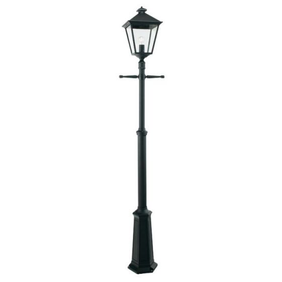 Norlys Turin Grande Outdoor Lamp Post - Black
