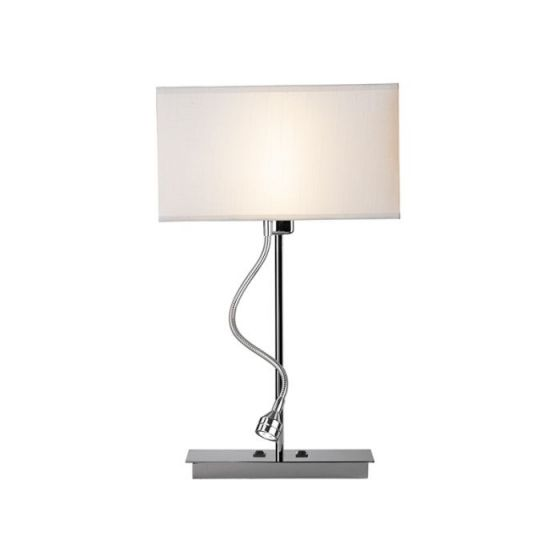 Dar Amalfi Reading Light - Base Only