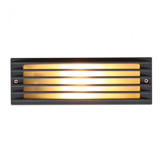 Edit Assam Outdoor Wall Light - Black