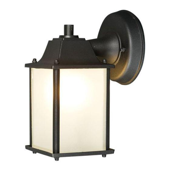 Edit Spey Outdoor Wall Light - Black