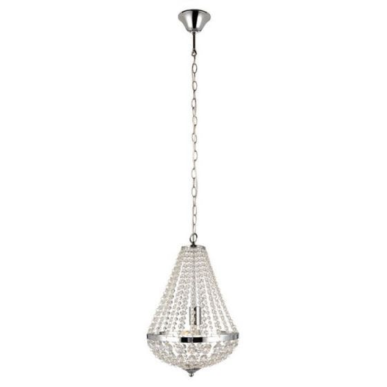 Granso Crystal Chandelier - Crystal