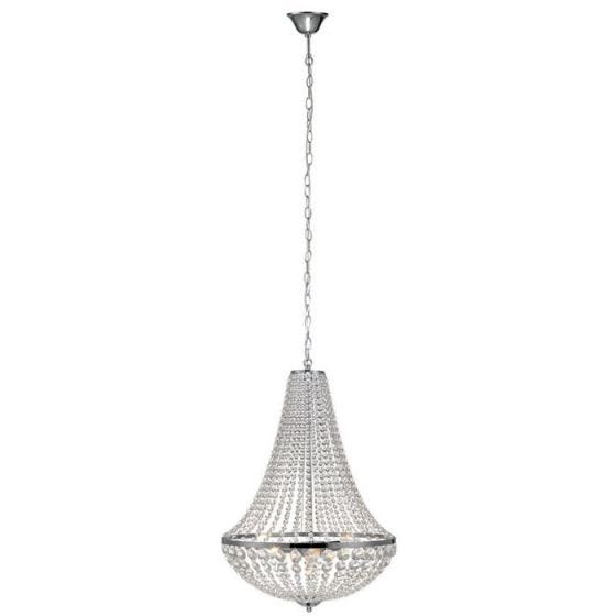 Granso Crystal Large Chandelier - Crystal
