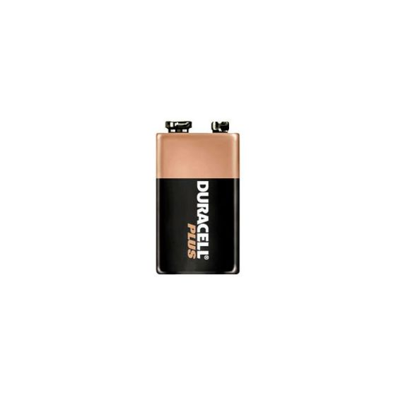 Duracell Plus 9V Battery - Singles