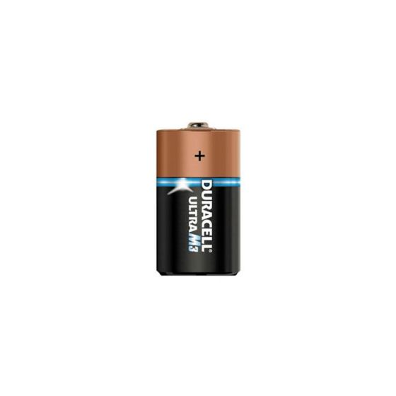 Duracell Ultra D Batteries - Pack of 2