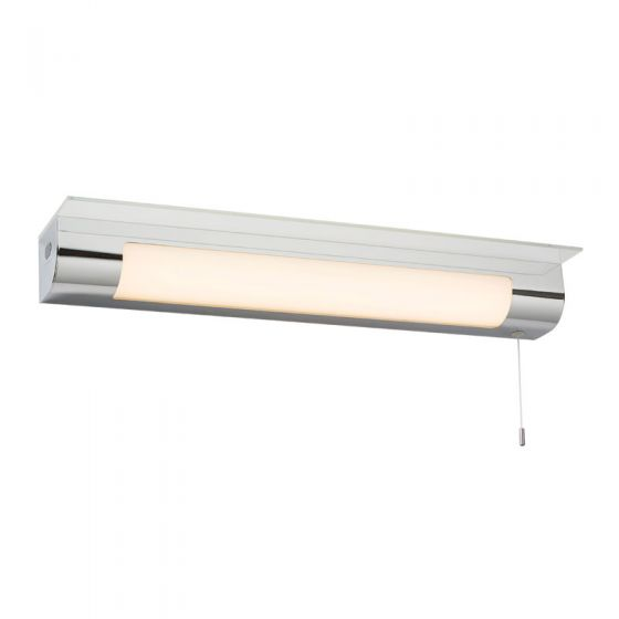 Mantel LED Shaver Light with Shelf and USB Charging Port