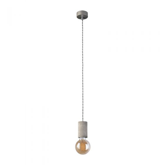 Edit Tulum Ceiling Pendant Light - Concrete