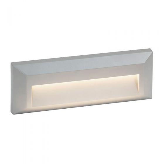 Edit Pueblo LED Outdoor Wall Light - Grey