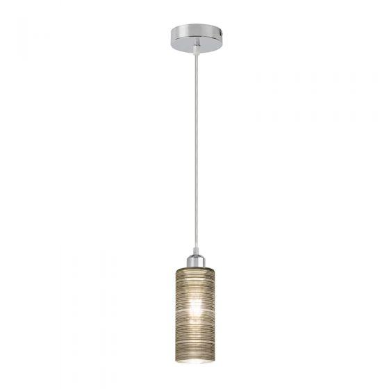 Edit Vera Ceiling Pendant Light - Chrome
