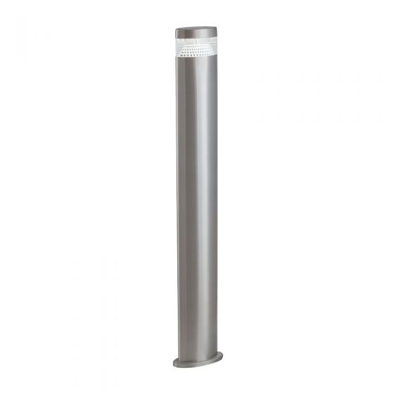 Edit Detroit LED Outdoor Tall Post Light - Stainless Steel