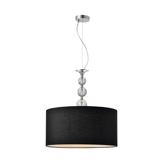 Edit Chester Ceiling Pendant Light - Black