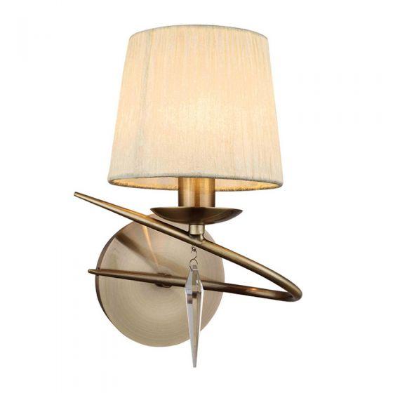Edit Blenheim Wall Light - Brass