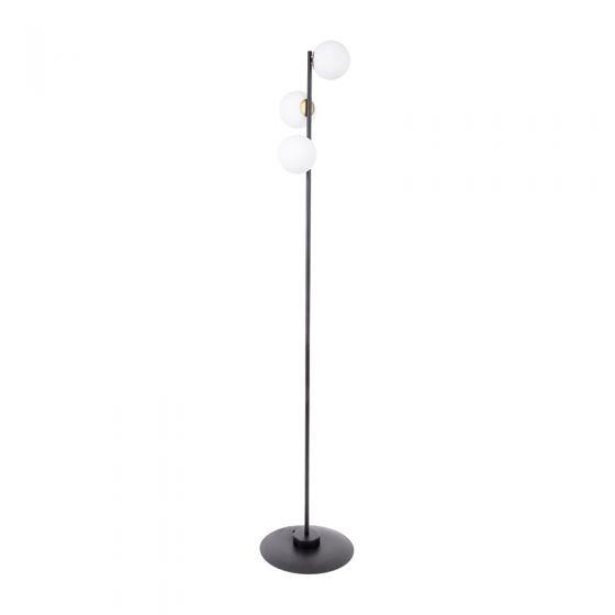 Edit Link Floor Lamp - Black