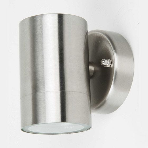 Edit Dune Outdoor Wall Light - Stainless Steel