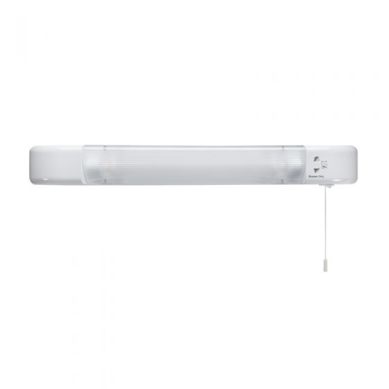 Shear LED Shaver Light - White