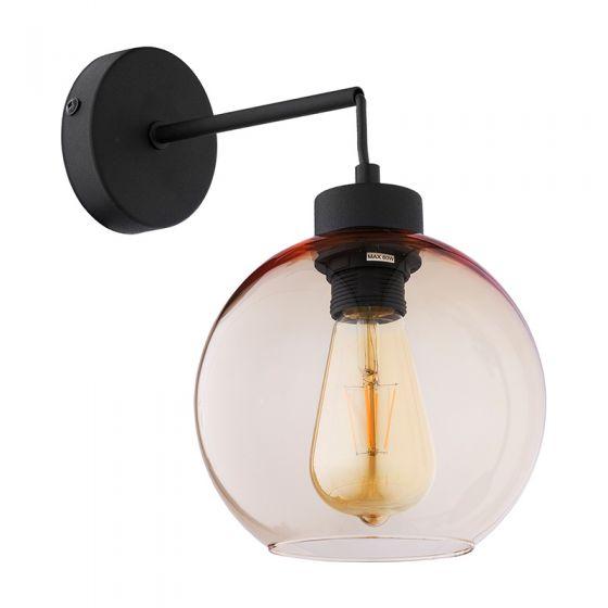 Edit Scope Glass Wall Light - Amber