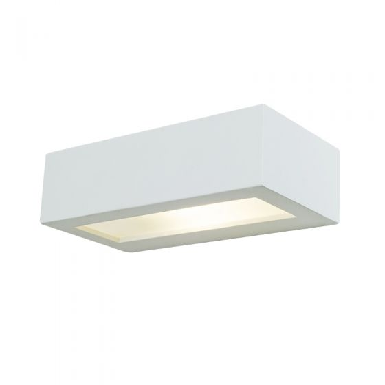 Edit Newham Up & Down Plaster Wall Light