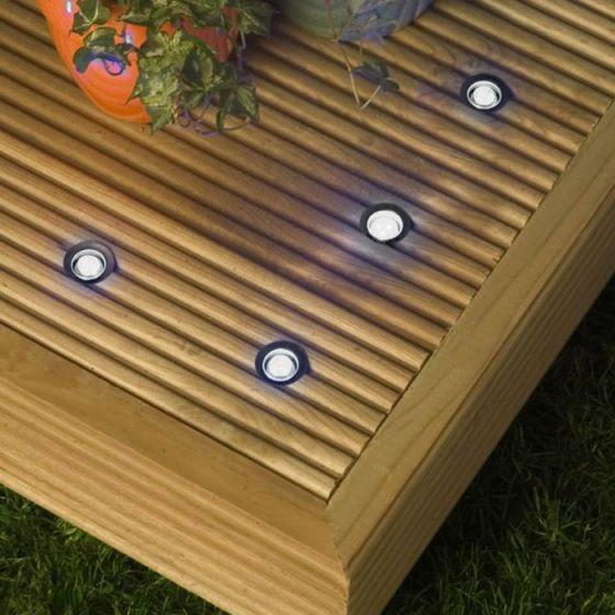 Robus Garland Cool White LED Walkover Lights - Set of 10