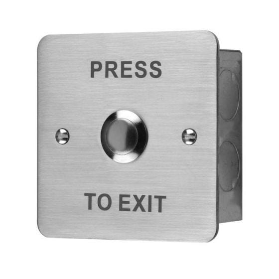 EV-Exit Push-to-Exit Lock Release Button
