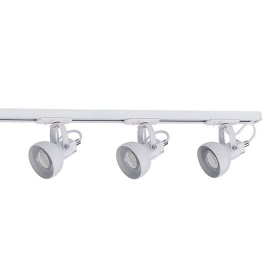 Academy Track Light Kit - White - 3 Lights
