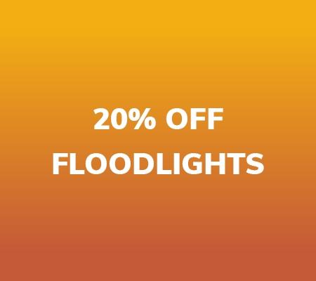 floodlights, security lights